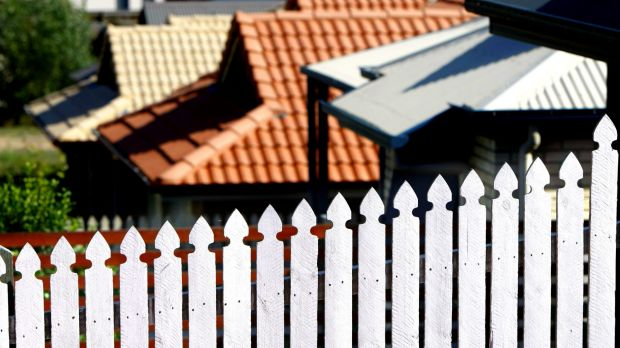 Figures from the Australian Bureau of Statistics show up to 11.2 per cent of properties are unoccupied. Photo: Glenn Hunt