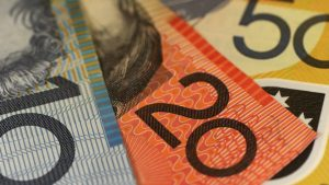 Disposable income is how much money Australians are free to spend. It's falling. Photo: AAP